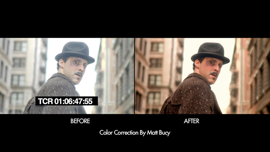 The Face: Color Correction