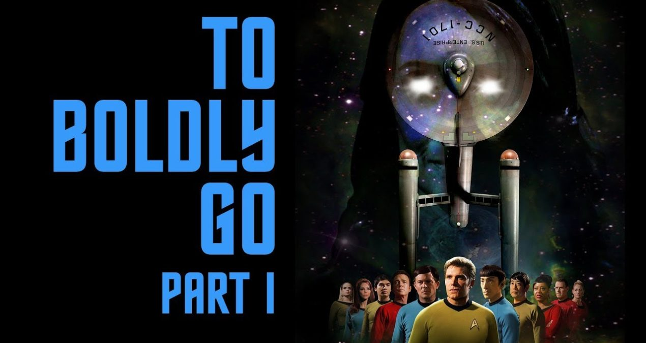 Star Trek Continues: To Boldy Go Part I